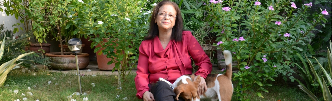 Anita Krishan Indian novelist